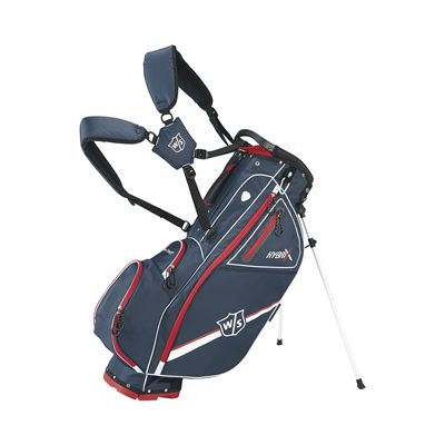 Wilson Staff Hybrix Golf Carry and Cart Bag-NA-xpand