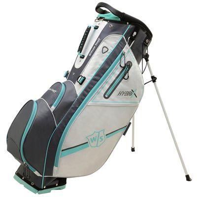 Wilson Staff Hybrix Ladies Golf Carry and Cart Bag