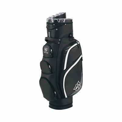 Wilson Staff I-Lock Golf Cart Bag SS17 - Black/Grey