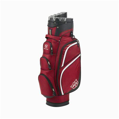 Wilson Staff I-Lock Golf Cart Bag SS17 - Red