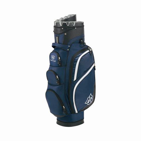 Wilson Staff I-Lock Golf Cart Bag
