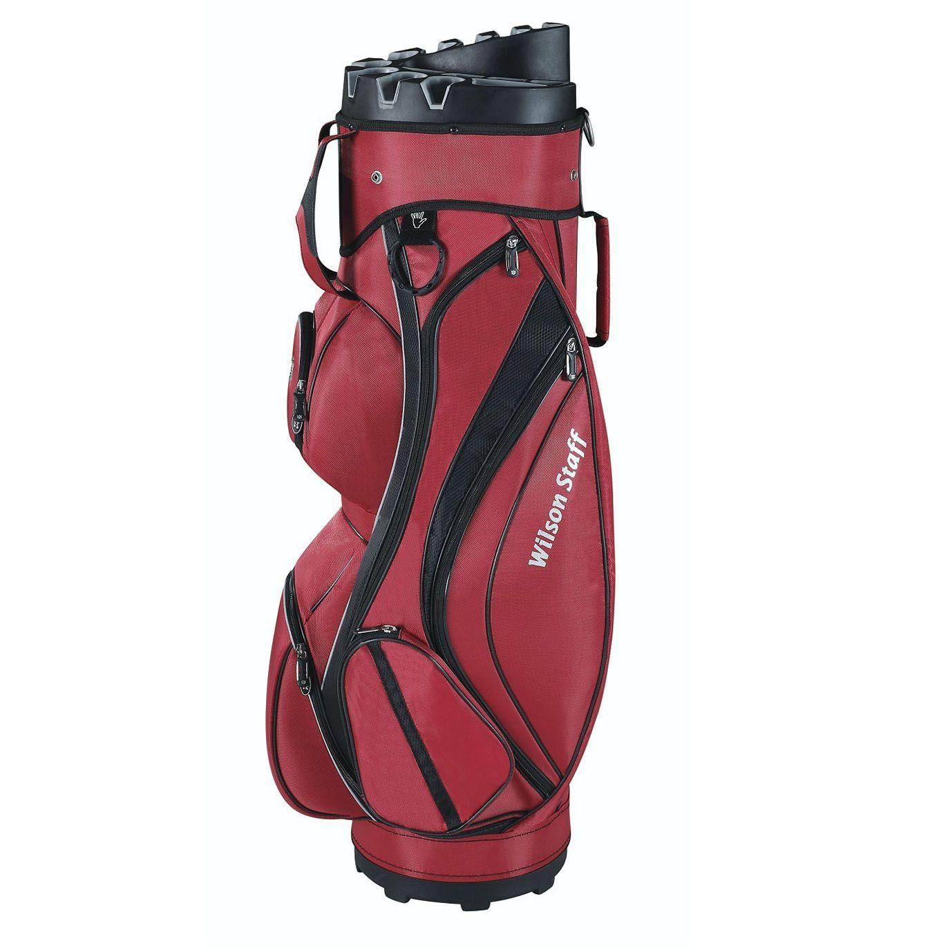 Wilson Staff I Lock Golf Cart Bag 2014 Sweatband Com