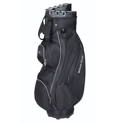 Wilson Staff I-Lock Golf Cart Bag - Black
