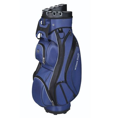 Wilson Staff Prestige Golf Cart Bag - Blue
