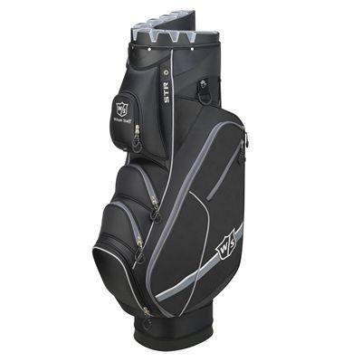Wilson Staff I-Lock III Golf Cart Bag - Silver