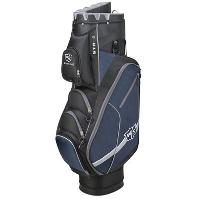 Wilson Staff I-Lock III Golf Cart Bag - Blue Main