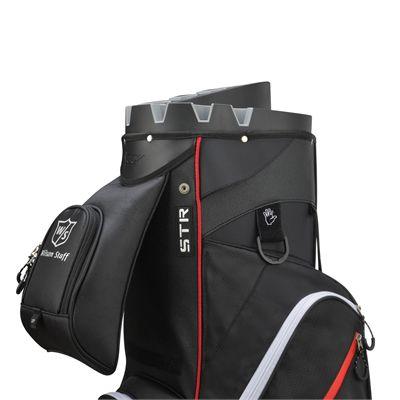 Wilson Staff I-Lock III Golf Cart Bag - Top