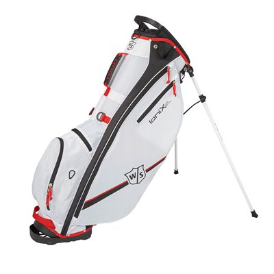 Wilson Staff Ionix SL Golf Carry Bag - White