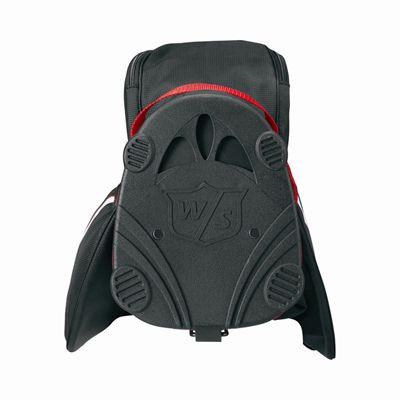 Wilson Staff Ionix SL Golf Carry Bag - Black/White - Bottom