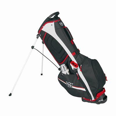 Wilson Staff Ionix SL Golf Carry Bag - Black/White - Side