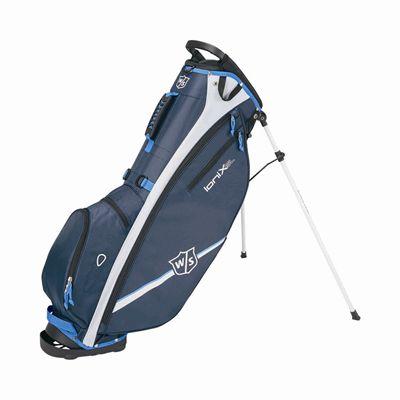 Wilson Staff Ionix SL Golf Carry Bag - Blue