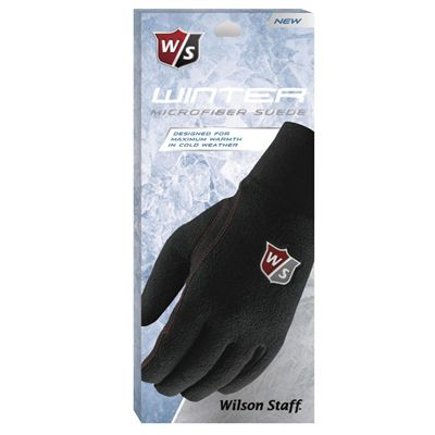 Wilson Staff Ladies Winter Gloves - Box