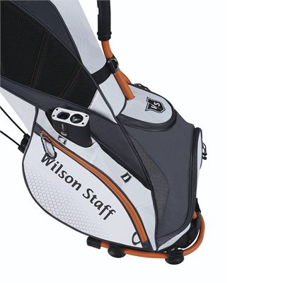Wilson Staff Nexus Golf Carry Bag - White/Pocket