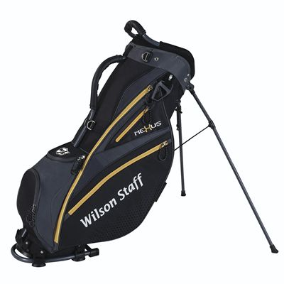 Wilson Staff Nexus Golf Carry Bag - Black