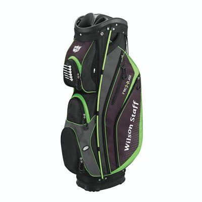 Wilson Staff Nexus Golf Cart Bag-Black-Lime