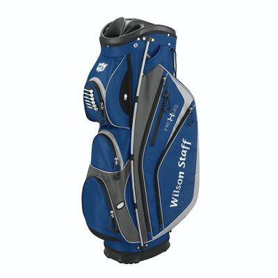 Wilson Staff Nexus Golf Cart Bag-Navy-Silver