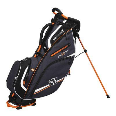 Wilson Staff neXus II Carry Bag-Black-Orange