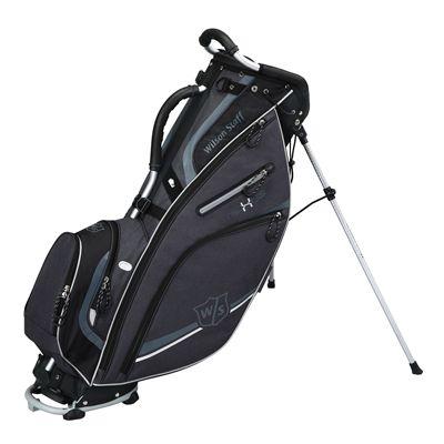 Wilson Staff neXus II Carry Bag-Black-Silver
