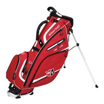 Wilson Staff neXus II Carry Bag-Gray-Red