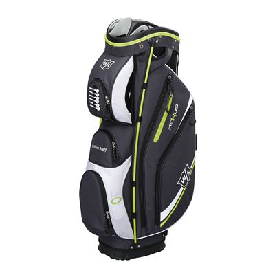 Wilson Staff neXus II Cart Bag-Black-Lime