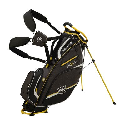 Wilson Staff Nexus III Golf Carry Bag SS18 - Side