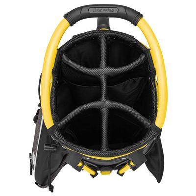 Wilson Staff Nexus III Golf Carry Bag SS18 - Top