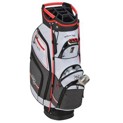 Wilson Staff Nexus III Golf Cart Bag SS18 - Pockets