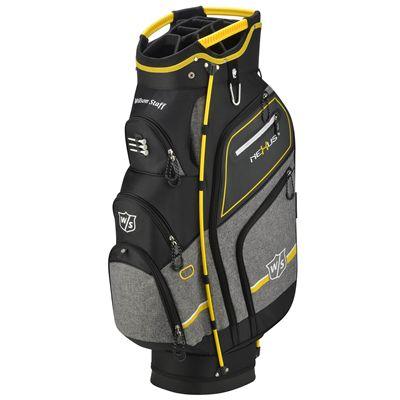 Wilson Staff Nexus III Golf Cart Bag SS18 -Black