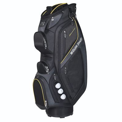 Wilson Staff Performance Golf Cart Bag - Black
