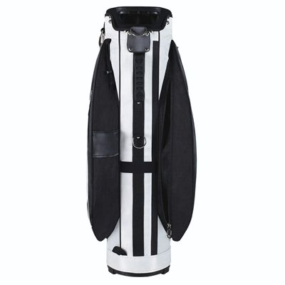 Wilson Staff Performance Golf Cart Bag - White/Back