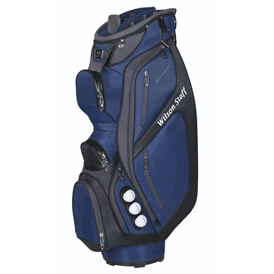 Wilson Staff Performance Golf Cart Bag - Blue
