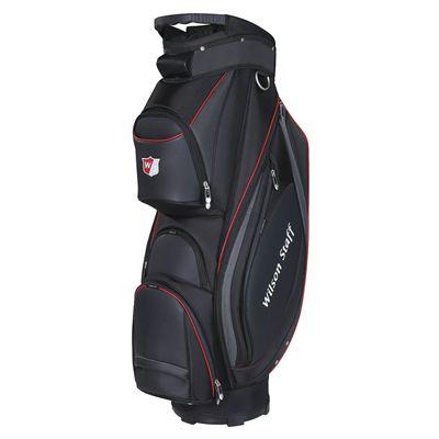 Wilson Staff Prestige Golf Cart Bag - Black
