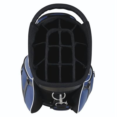 Wilson Staff Prestige Golf Cart Bag - Blue/Top