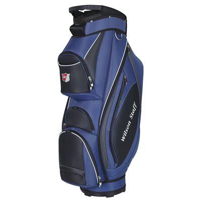 Wilson Staff Prestige Golf Cart Bag - Blue
