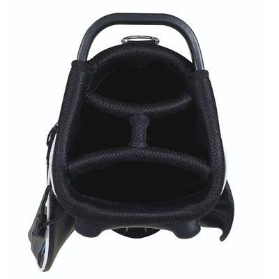 Wilson Staff QS Golf Carry Bag - Black/Inside