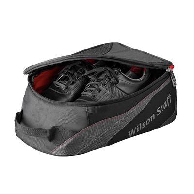 Wilson Staff Shoe Bag - Open