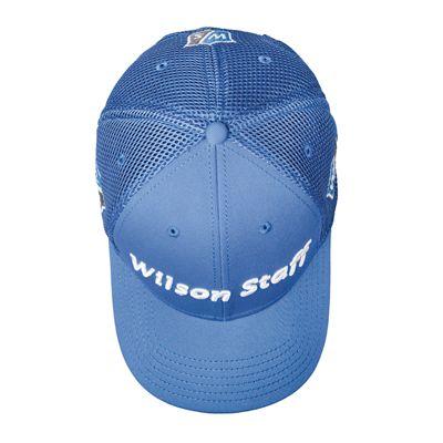 Wilson Staff Tour Mesh Cap-Blue