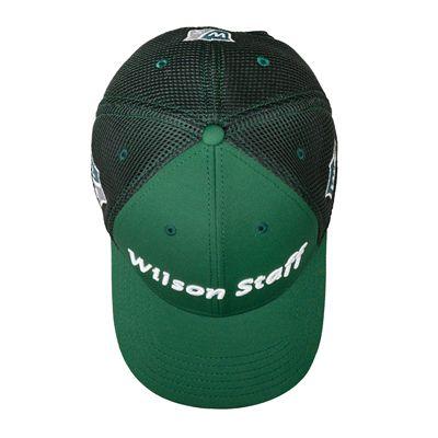 Wilson Staff Tour Mesh Cap-Green
