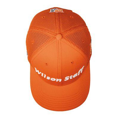 Wilson Staff Tour Mesh Cap-Orange
