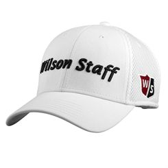 Wilson Staff Tour Mesh Junior Cap