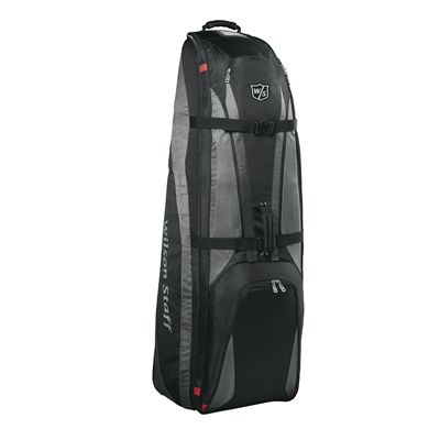 Wilson Staff Wheeled Golf Travel Cover-angle