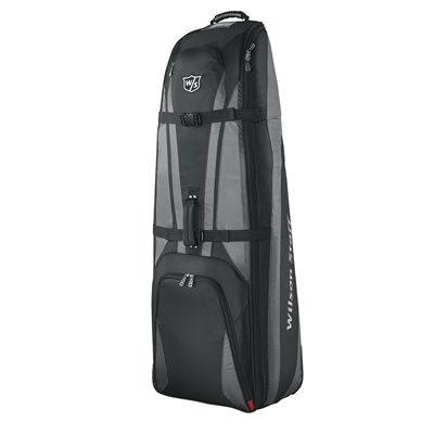 Wilson Staff Wheeled Golf Travel Cover-front