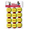 Wilson Starter Easy Red Balls - balls