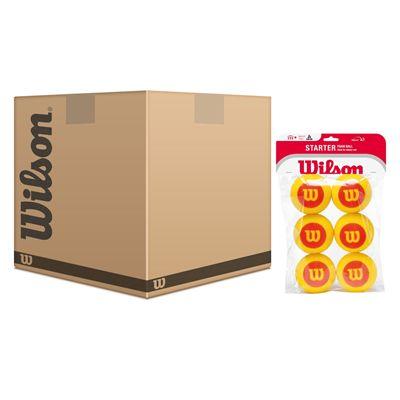 Wilson Starter Foam Balls 5 Dozen