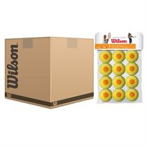 Wilson Starter Game Orange Balls 5 Dozen