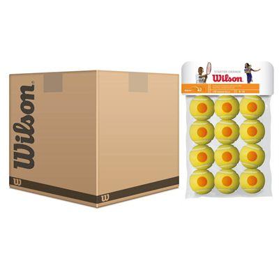 Wilson Starter Game Orange Balls 5 Dozen 2016