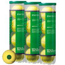 Wilson Starter Play Green Tennis Balls - 1 Dozen