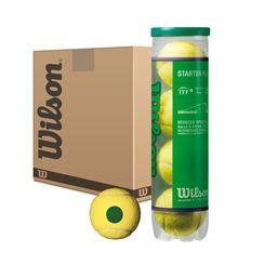 Wilson Starter Play Green Tennis Balls - 5 Dozen