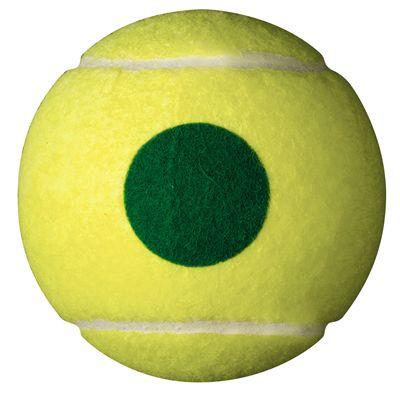 Wilson Starter Play Green Tennis Balls - Tube of 4 - Ball