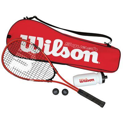 Wilson Starter Squash Kit